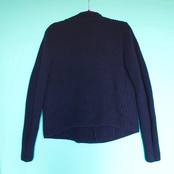 50% off Lou & Grey Sweaters - Lou & Grey chunky navy sweater from ...