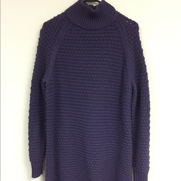 75% off GAP Sweaters - Gap purple chunky sweater from Molli's ...