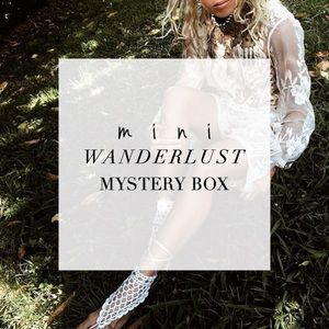 Other - mini WANDERLUST mystery box