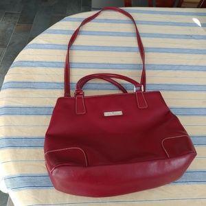 ROSETTI New York Maroon shoulder/handbag