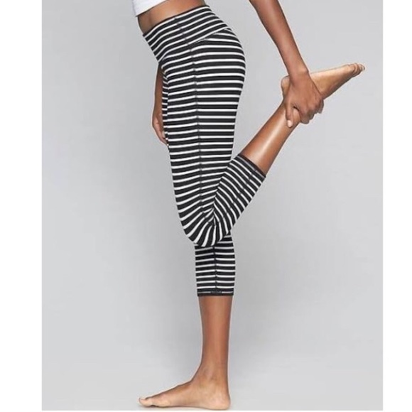 4f8bae2a2f6cc Black and White Striped Leggings. M_59b896d1522b453a6501f453. Other Pants  you may like. Athleta ...