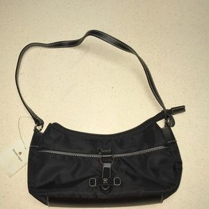 New Black Etienne Aigner purse