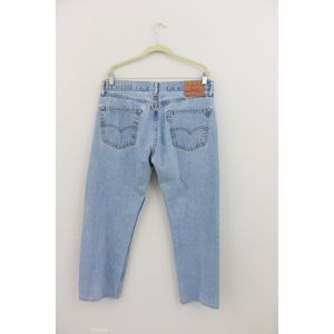 Levi's High Waist Denim