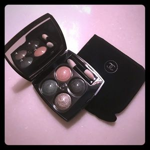 "Chanel eyeshadow set ""Les 4 ombrés"" NWOT see notes"