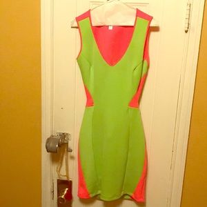 Dresses & Skirts - Women's cut out dress