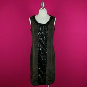 Simply Vera Vera Wang dress size 6 sequin