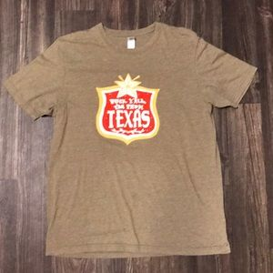 """Fuck Y'all I'm From Texas"" T-Shirt"