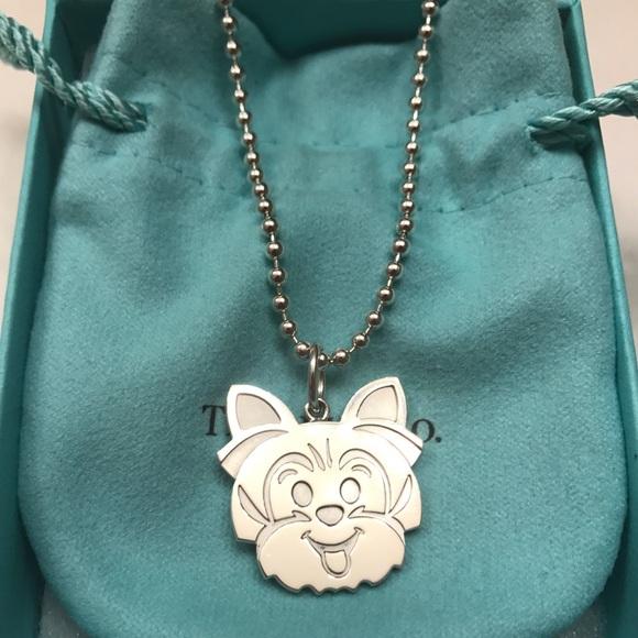 Tiffany co jewelry tiffany co yorkie necklace poshmark yorkie necklace aloadofball Gallery