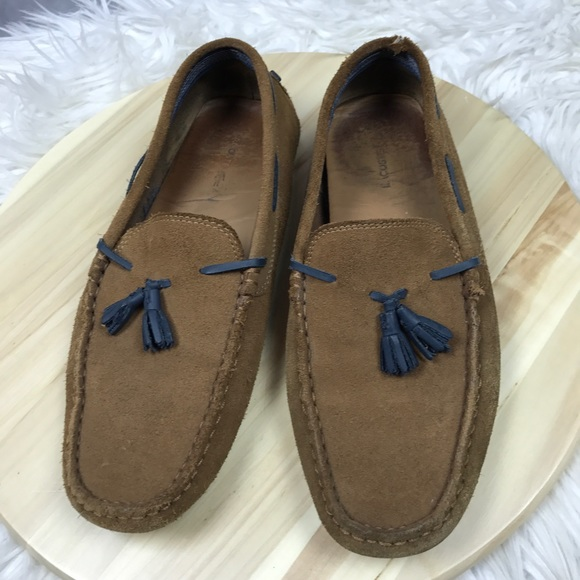 7cba0ae9aee Lacoste Other - Lacoste Men Slip On moccasins leather chestnut