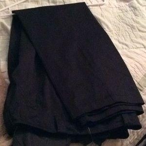 Ladies black slacks