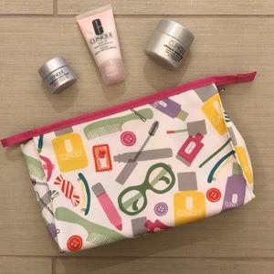 Clinique makeup set (4)