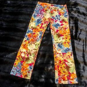 Vintage VERSACE Wild Orchid Jeans