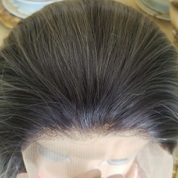 Ombre Blonde Lacefront Wig 4