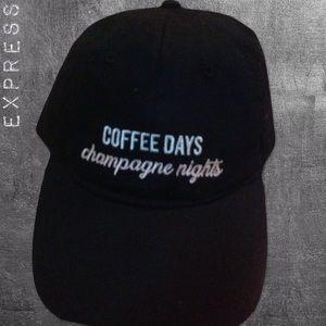 🆕Express Coffee Days Baseball Cap