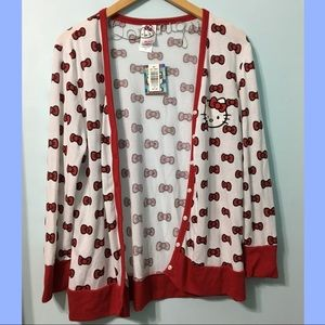 Hello Kitty Cardigan (XXL)