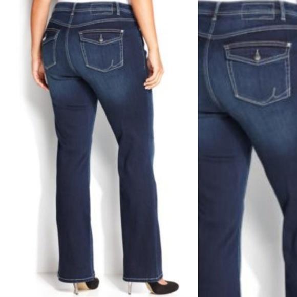 0914dafae679 INC International Concepts Denim - NWOT Inc jeans from Macy s
