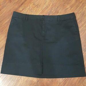 Merona Black Skirt Size 18