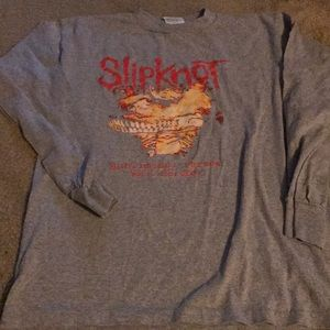 Other - Slipknot world tour shirt size Medium