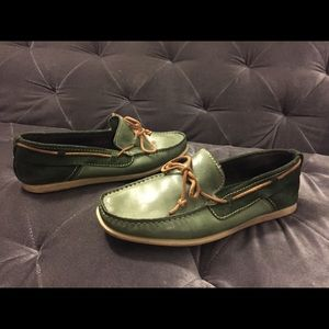 Men's Kenneth Cole Green Shoes