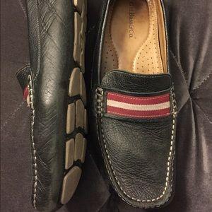 G.H. Bass & Co. Shoes - Men's G.H. Bass & Co. Navy Blue Shoes