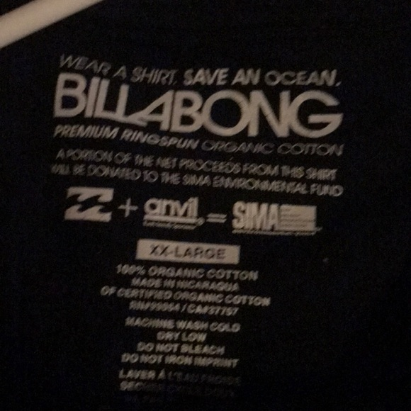 Billabong Shirts - Billabong shirt size XXL
