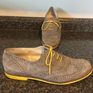 BP Nordstrom Leather Oxfords
