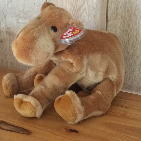 TY Beanie Buddies Collection Humphrey Camel NEW 0f354445ad6