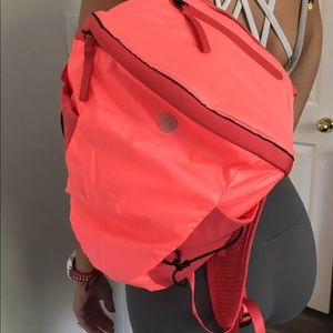 Lululemon Seawheeze Edition Run Backpack