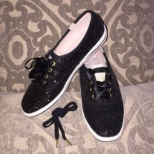 New Kate Spade New York Glitter Keds ♠️
