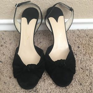 Authentic Alexander Neel  Slingback Shoes