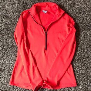 Women's Nike zip up workout jacket