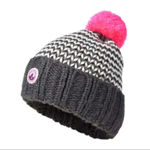 bba59acbfab Superdry pom pom beanie hat New with tags