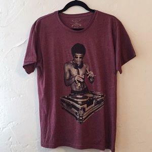 DJ Bruce Lee tee