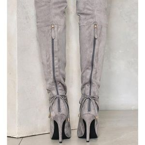 Nasty Gal Over the Knee Boots