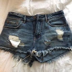 Pants - PAC Sun High waisted shorts
