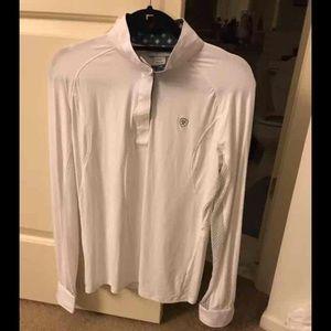 Ariat Pro Series Show Shirt. Size large