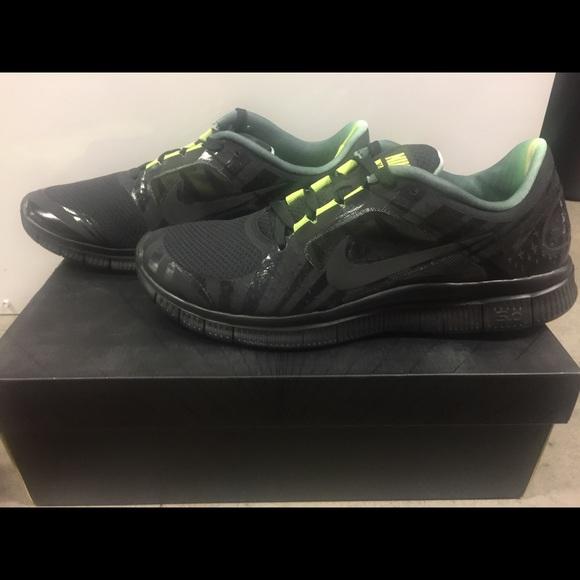 42eb803a49f RARE Nike x Hurley Free Run 3 NRG