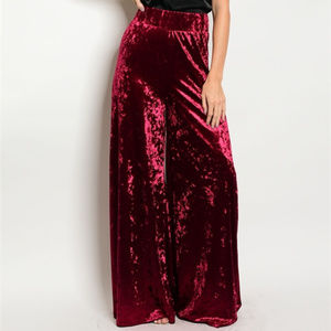 💋NOW AVAILABLE!💋 SEXY VELVET PANTS!