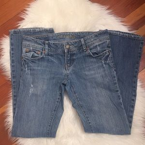 american eagle artist jeans size 8R