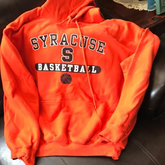 Syracuse Basketball Hooded Sweatshirt