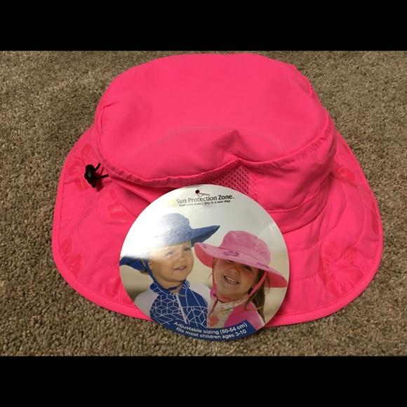 ... official new bucket safari hot pink sun protection hat c7205 50290 920a1d44c26d