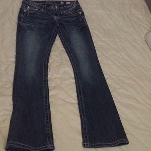 Miss me jeans slim boot cut 28/31