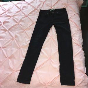 Joie Black Denim Jeans