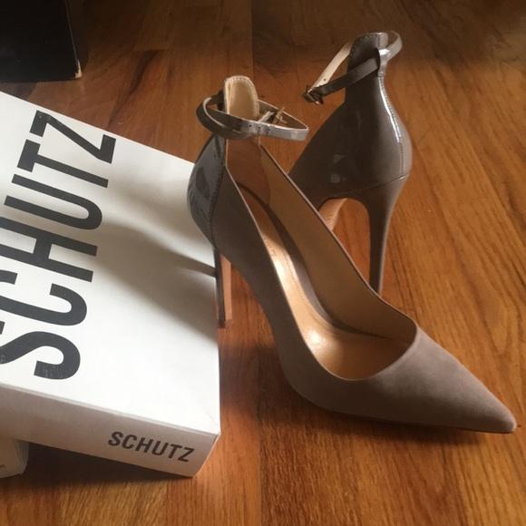 SCHUTZ Shoes - Schutz leather heels