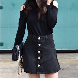 Dresses & Skirts - Res Denim Skirt