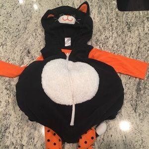 Baby cat Halloween costume