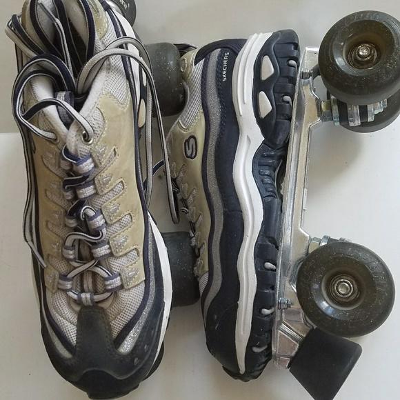 Inocencia historia miércoles  Skechers Shoes | Rare Custom 4 Wheel Skates Size 8 12 | Poshmark
