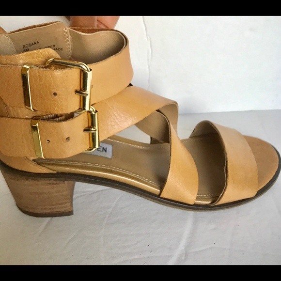 6689ee4d8e3 Steve Madden 'Rosana' Double Ankle Strap Sandals
