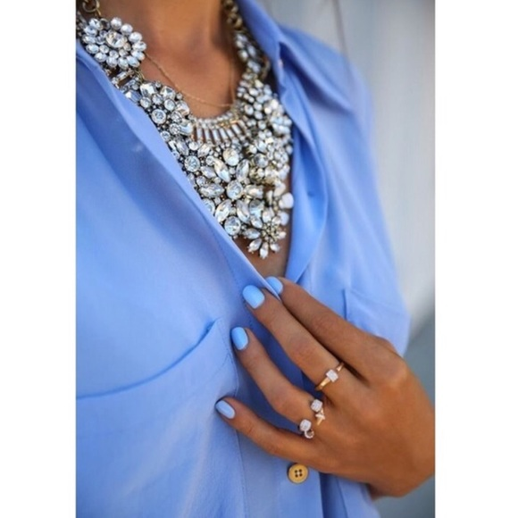 J. Crew Jewelry - Crystal Necklace