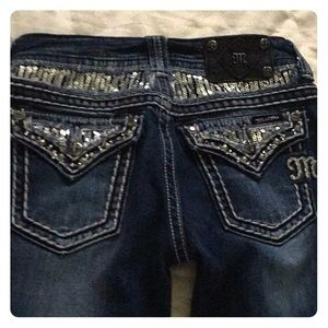 Miss me jeans sz28/33